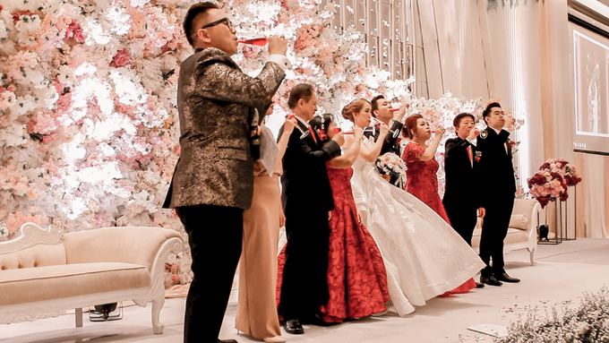 Holiday Inn Kemayoran (Tjhenardy & Honey Wedding) by The Red Carpet Entertainment - 003