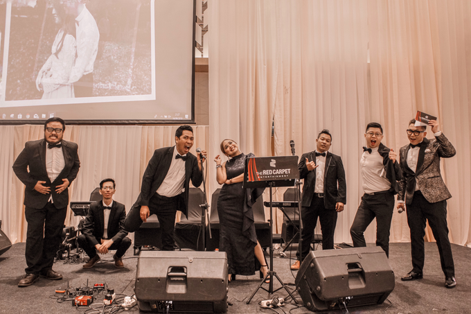 Holiday Inn Kemayoran (Tjhenardy & Honey Wedding) by The Red Carpet Entertainment - 014