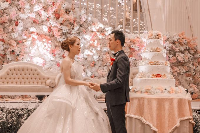 Holiday Inn Kemayoran (Tjhenardy & Honey Wedding) by The Red Carpet Entertainment - 006