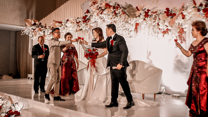 Double Tree Hotel (Gusti & Jessica Wedding) by The Red Carpet Entertainment - 006