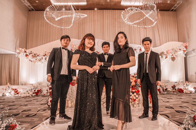 Double Tree Hotel (Gusti & Jessica Wedding) by The Red Carpet Entertainment - 001