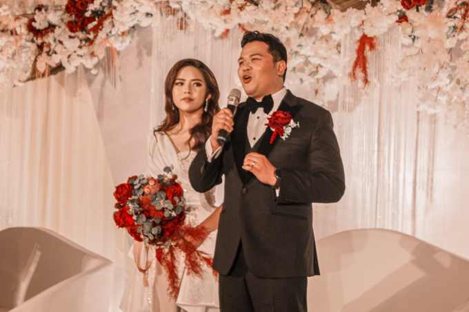 Double Tree Hotel (Gusti & Jessica Wedding) by The Red Carpet Entertainment - 004