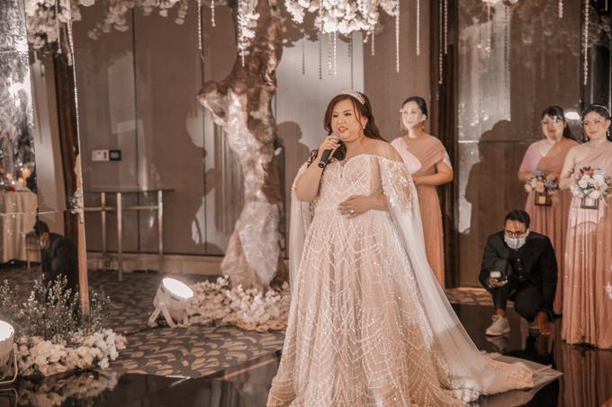 Sheraton Gandaria City (Rivaldy & Fera Wedding) by The Red Carpet Entertainment - 009
