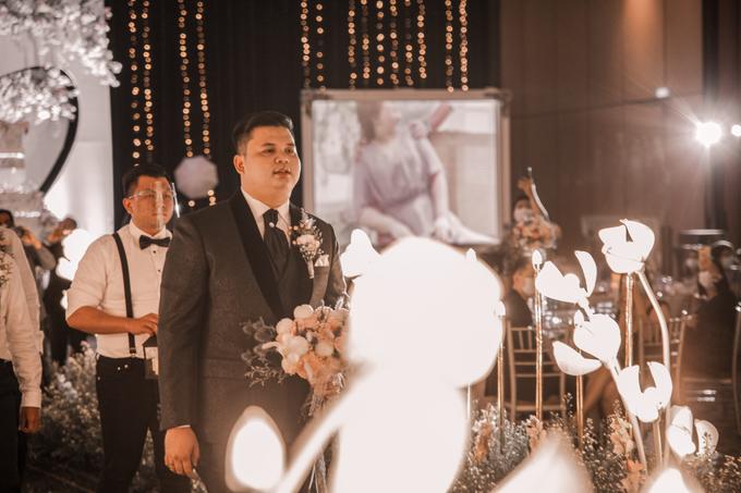 Sheraton Gandaria City (Rivaldy & Fera Wedding) by The Red Carpet Entertainment - 010