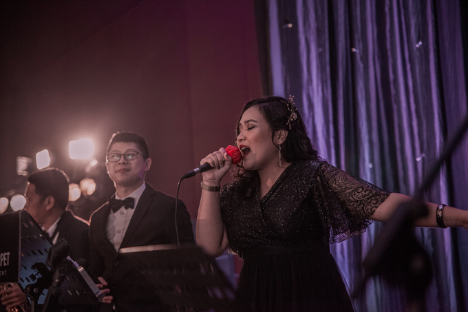 Raffles Hotel Jakarta (Andre & Indri Wedding) by The Red Carpet Entertainment - 001