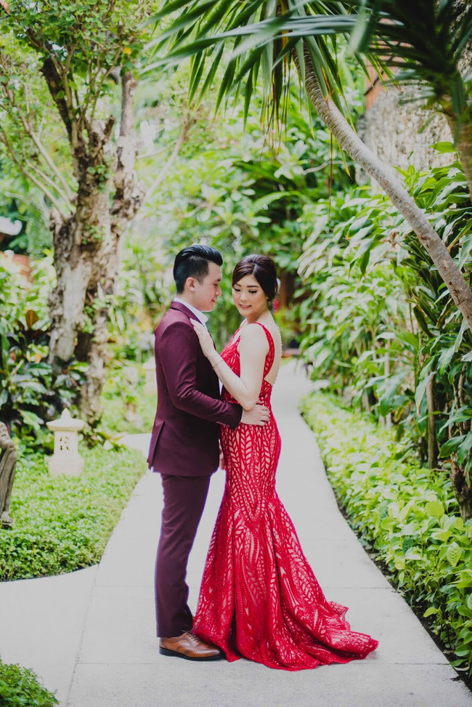 Reception of Tommy & Leona by The Red Shoes - 005