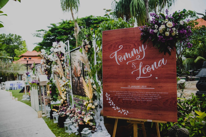 Reception of Tommy & Leona by The Red Shoes - 011