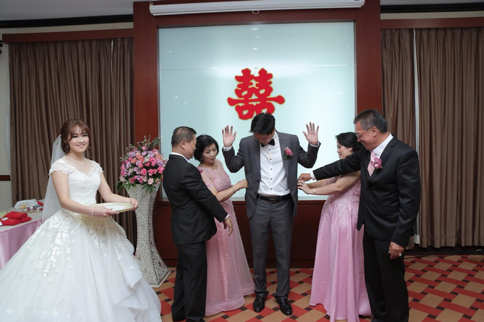 Alvin & Elisa wedding by The Red Shoes - 013