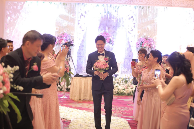 Alvin & Elisa wedding by The Red Shoes - 031
