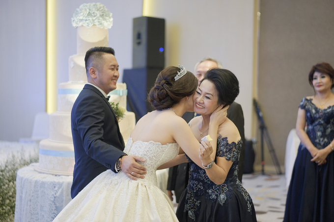 Handoko & Santi wedding  by Pullman Jakarta Indonesia - 004