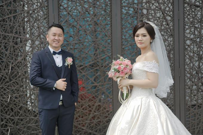 Handoko & Santi wedding  by Pullman Jakarta Indonesia - 001
