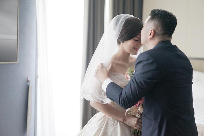 Handoko & Santi wedding  by Pullman Jakarta Indonesia - 002