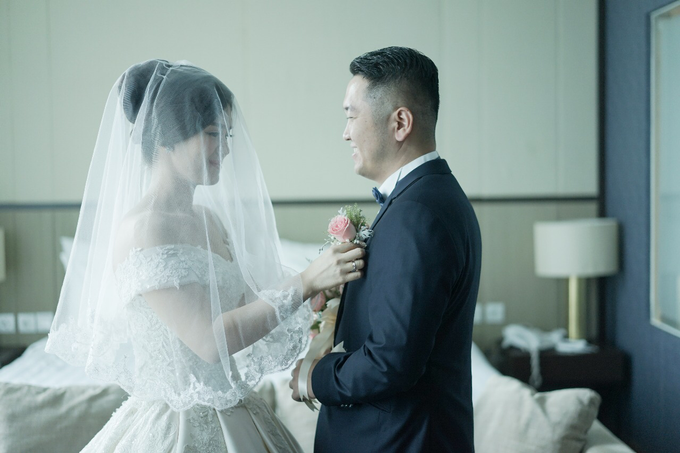 Handoko & Santi wedding  by Pullman Jakarta Indonesia - 003