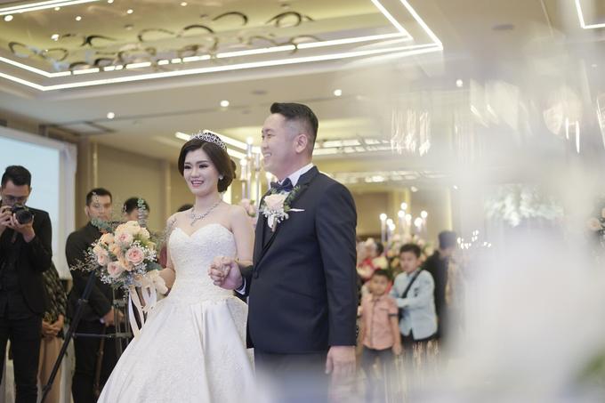 Handoko & Santi wedding  by Pullman Jakarta Indonesia - 006