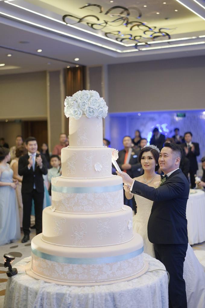 Handoko & Santi wedding  by Pullman Jakarta Indonesia - 007