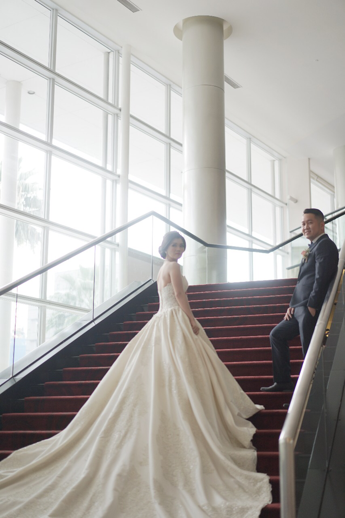 Handoko & Santi wedding  by Pullman Jakarta Indonesia - 008