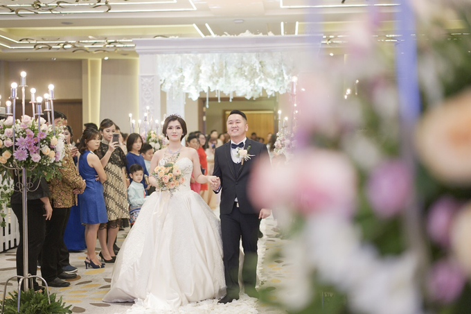 Handoko & Santi wedding  by Pullman Jakarta Indonesia - 009