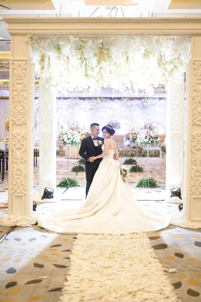 Handoko & Santi wedding  by Pullman Jakarta Indonesia - 010