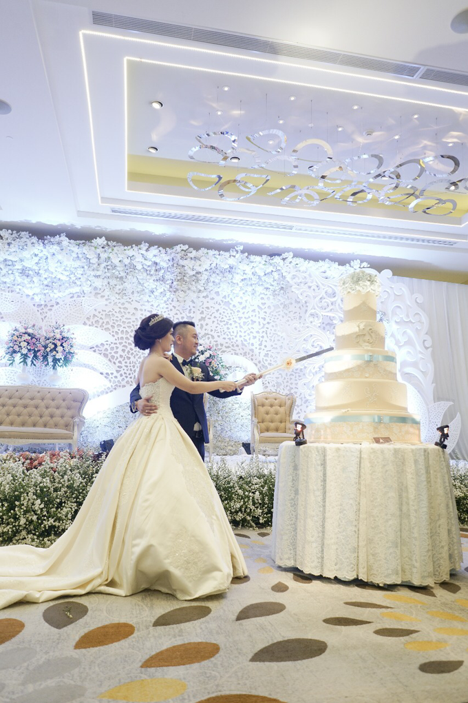 Handoko & Santi wedding  by Pullman Jakarta Indonesia - 011