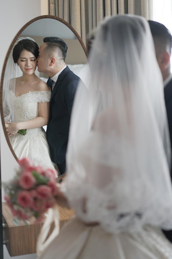Handoko & Santi wedding  by Pullman Jakarta Indonesia - 012