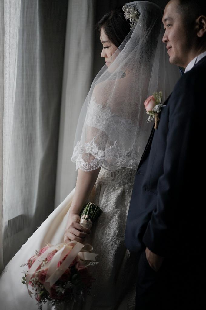 Handoko & Santi wedding  by Pullman Jakarta Indonesia - 013