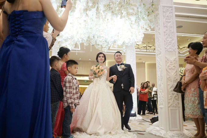 Handoko & Santi wedding  by Pullman Jakarta Indonesia - 014