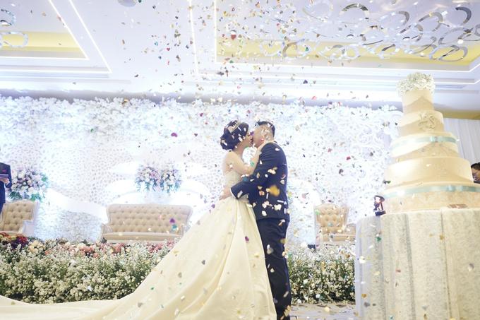 Handoko & Santi wedding  by Pullman Jakarta Indonesia - 015