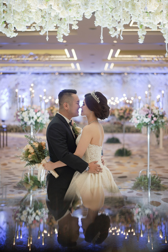 Handoko & Santi wedding  by Pullman Jakarta Indonesia - 016