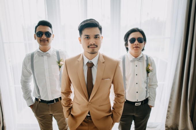 Randy & Cherrie wedding by Bali Wedding Atelier - 003