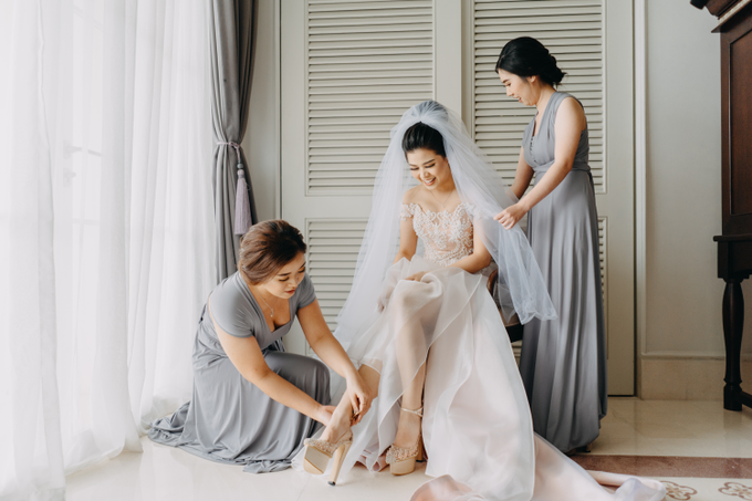 Randy & Cherrie wedding by Bali Wedding Atelier - 005