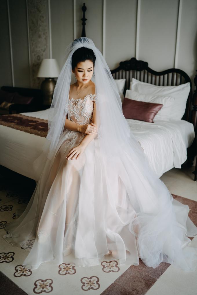 Randy & Cherrie wedding by Bali Wedding Atelier - 006