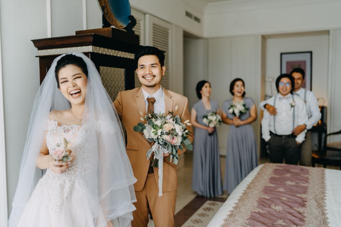 Randy & Cherrie wedding by Bali Wedding Atelier - 007