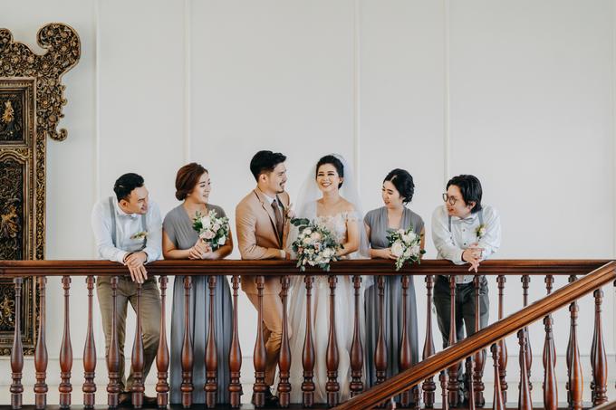 Randy & Cherrie wedding by Bali Wedding Atelier - 009