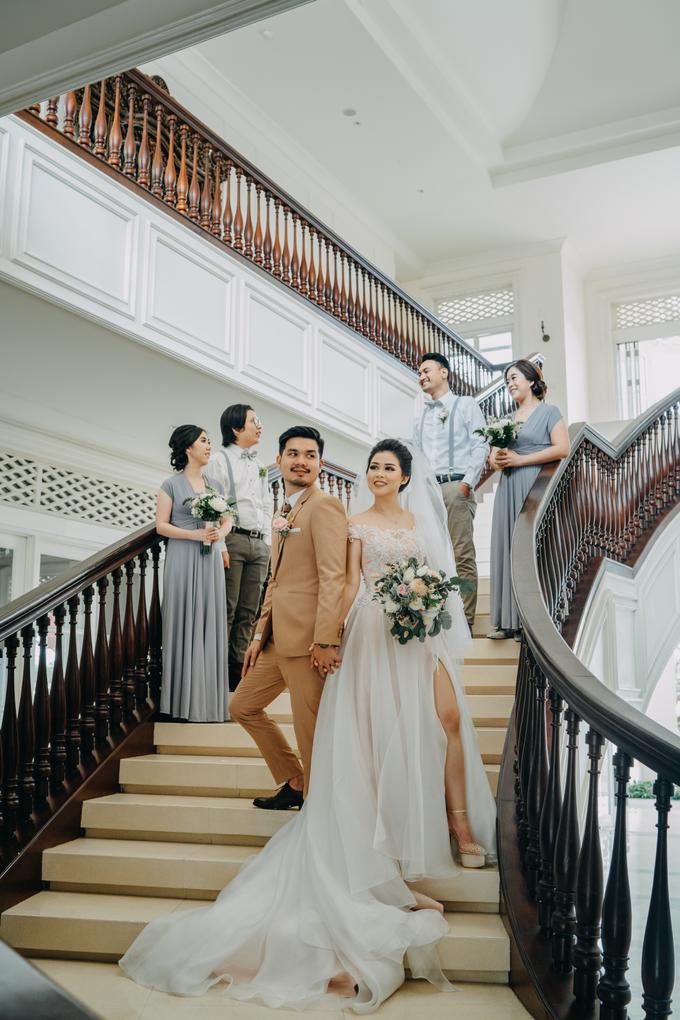 Randy & Cherrie wedding by Bali Wedding Atelier - 012