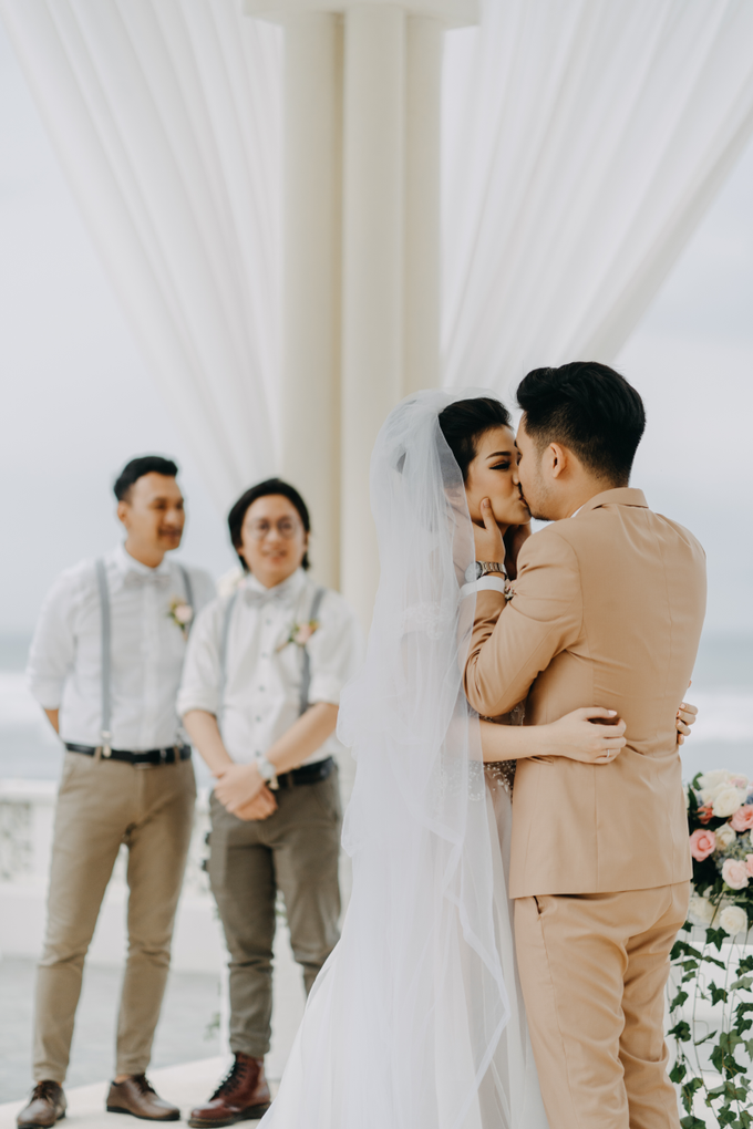 Randy & Cherrie wedding by Bali Wedding Atelier - 016