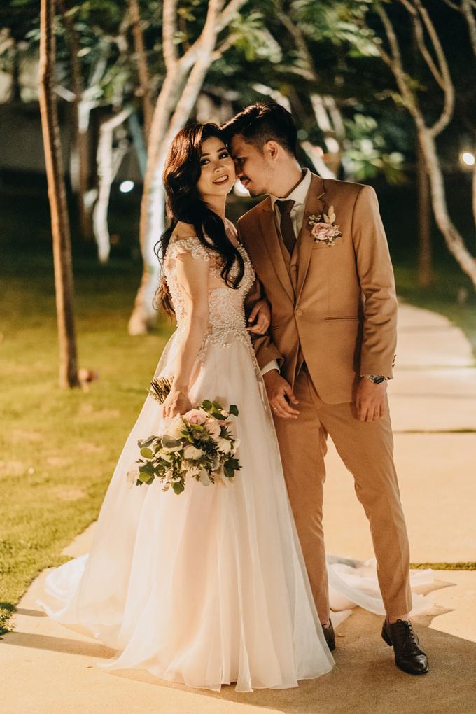 Randy & Cherrie wedding by Bali Wedding Atelier - 020