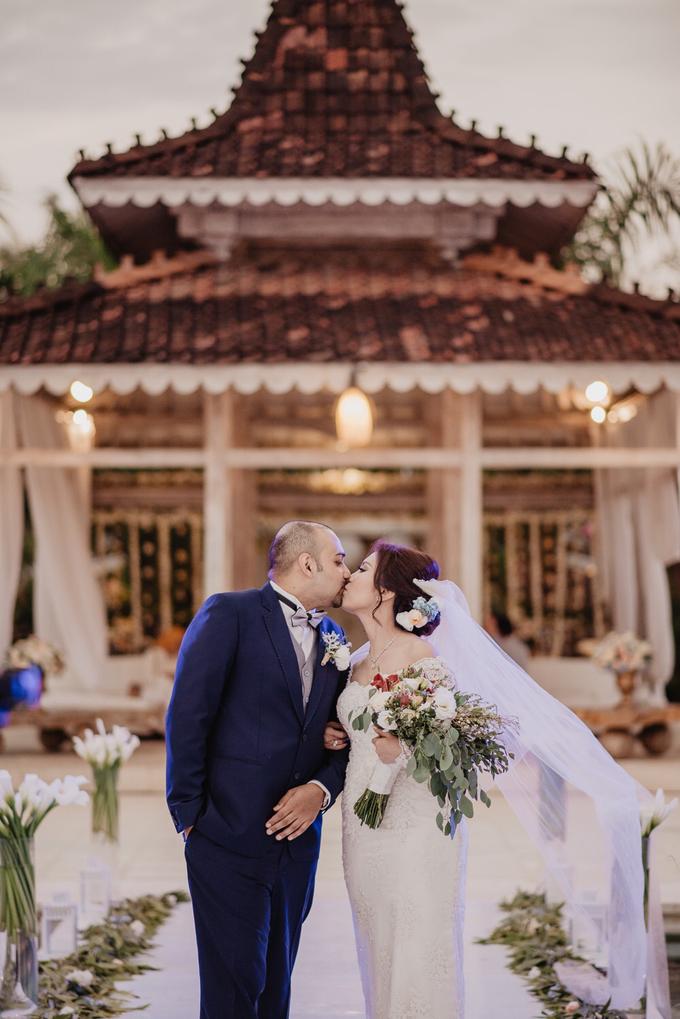 The Wedding of Prasad & Lia by d'Oasis Florist & Decoration - 026