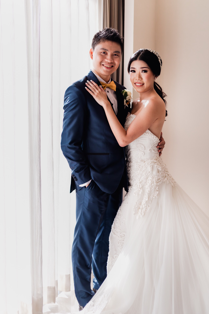 The Wedding of Buddy & Janice by The Right Two   Bridestory com