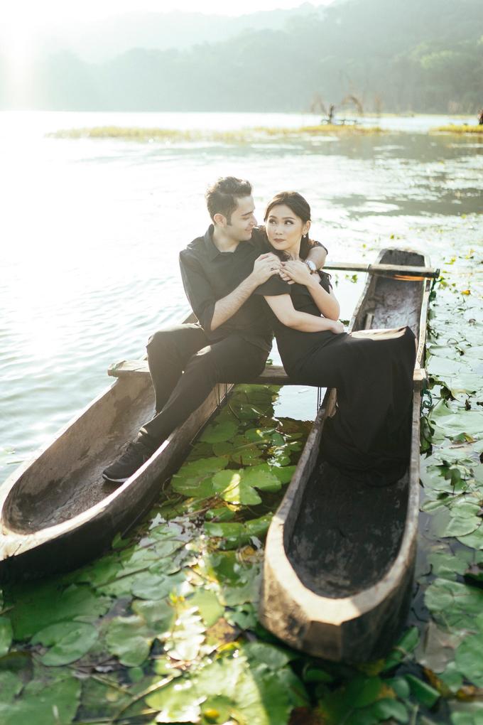 The Pre-wedding of Reza & Cintya by Lis Make Up - 001