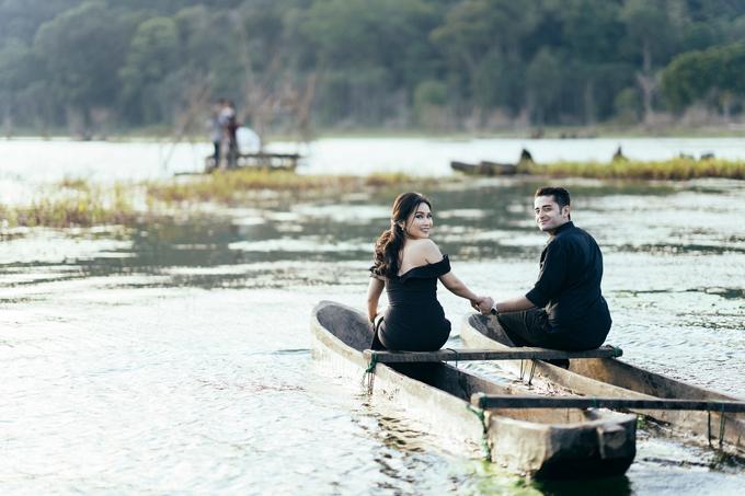 The Pre-wedding of Reza & Cintya by Lis Make Up - 004