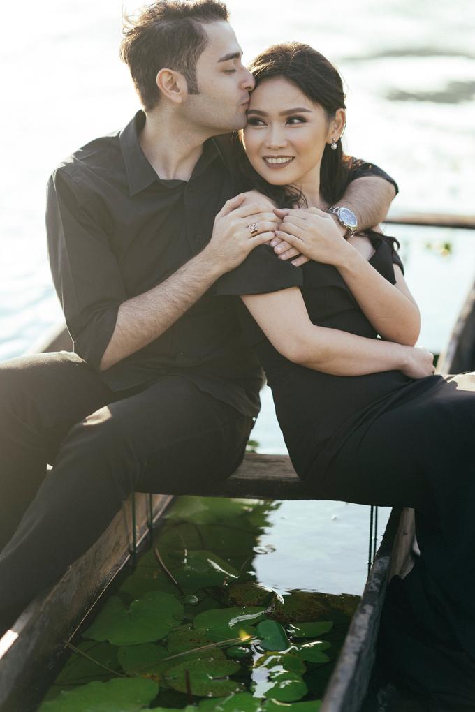 The Pre-wedding of Reza & Cintya by Lis Make Up - 002