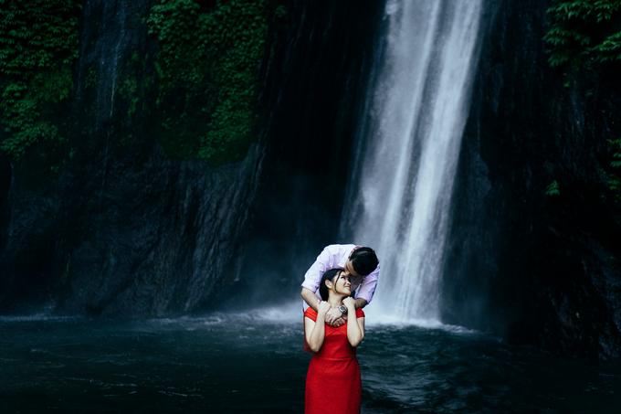 The Pre-wedding of Reza & Cintya by Lis Make Up - 007