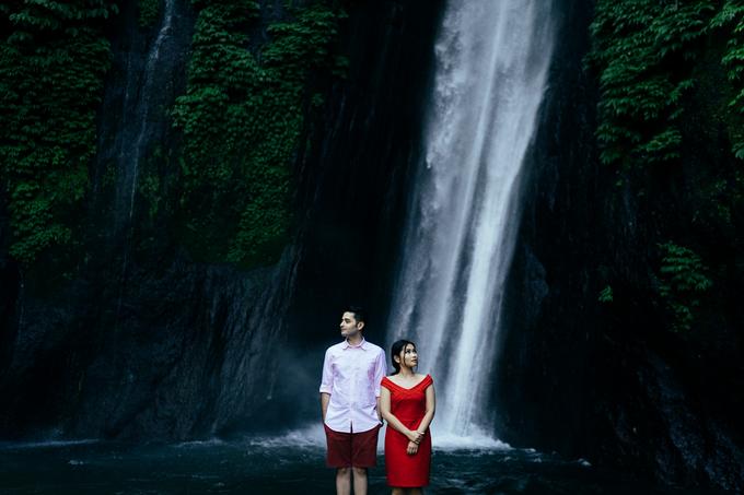 The Pre-wedding of Reza & Cintya by Lis Make Up - 008