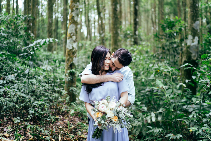 The Pre-wedding of Reza & Cintya by d'Oasis Florist & Decoration - 001