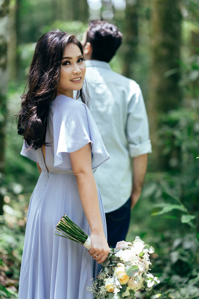 The Pre-wedding of Reza & Cintya by d'Oasis Florist & Decoration - 003