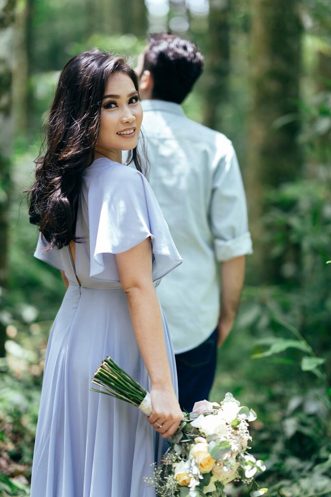 The Pre-wedding of Reza & Cintya by Lis Make Up - 012