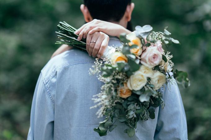 The Pre-wedding of Reza & Cintya by Lis Make Up - 013