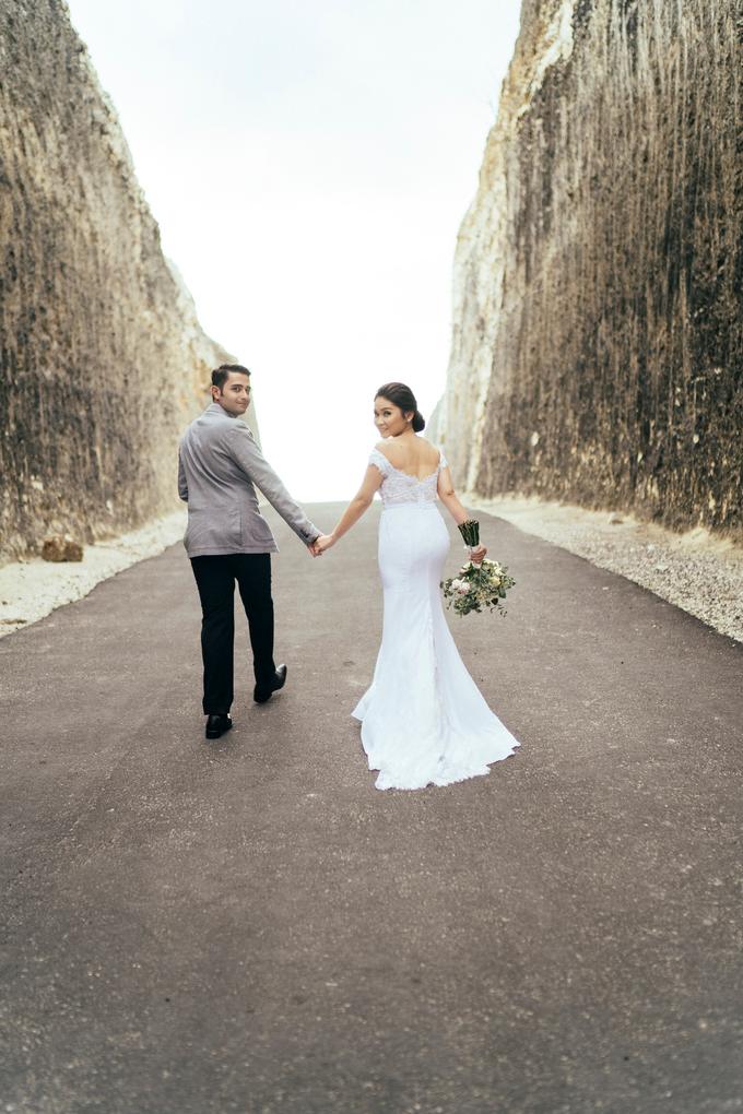 The Pre-wedding of Reza & Cintya by Lis Make Up - 015