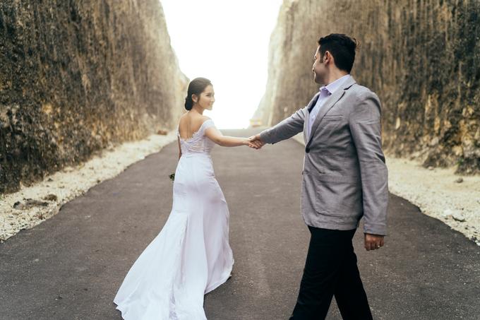 The Pre-wedding of Reza & Cintya by Lis Make Up - 016