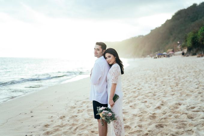 The Pre-wedding of Reza & Cintya by Lis Make Up - 018
